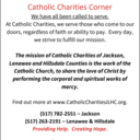 Catholic Charities Information photo album thumbnail 5